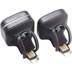 Knog Blinder MOB Lighting Set Twinpack, black